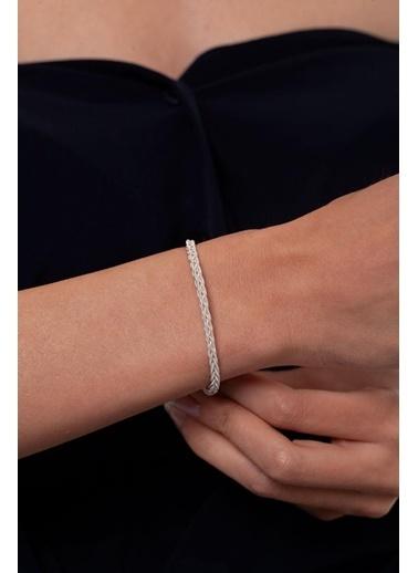 Ninova Silver Bileklik Renkli